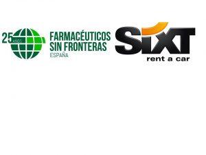 Sixt / Farmaceuticos sin fronteras España